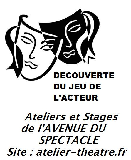 les ateliers theatre de l Avenue du Spectacle, a paris