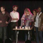 Amour, coquillages et crustacés- - Cours de théâtre amateur à Paris (33)