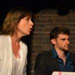 Cours de théâtre amateur à Paris -Avenue du spectacle- Spect de fin d'année 2014-2015 AIR DE FAMILL (1)