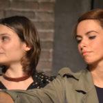 Cours de théâtre amateur à Paris -Avenue du spectacle- Spect de fin d'année 2014-2015 AIR DE FAMILL (14)