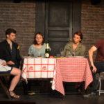 Cours de théâtre amateur à Paris -Avenue du spectacle- Spect de fin d'année 2014-2015 AIR DE FAMILL (5)