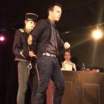 Spect. de fin d année 2014 2015 - Cinémassacre- Cours théâtre Paris (53)