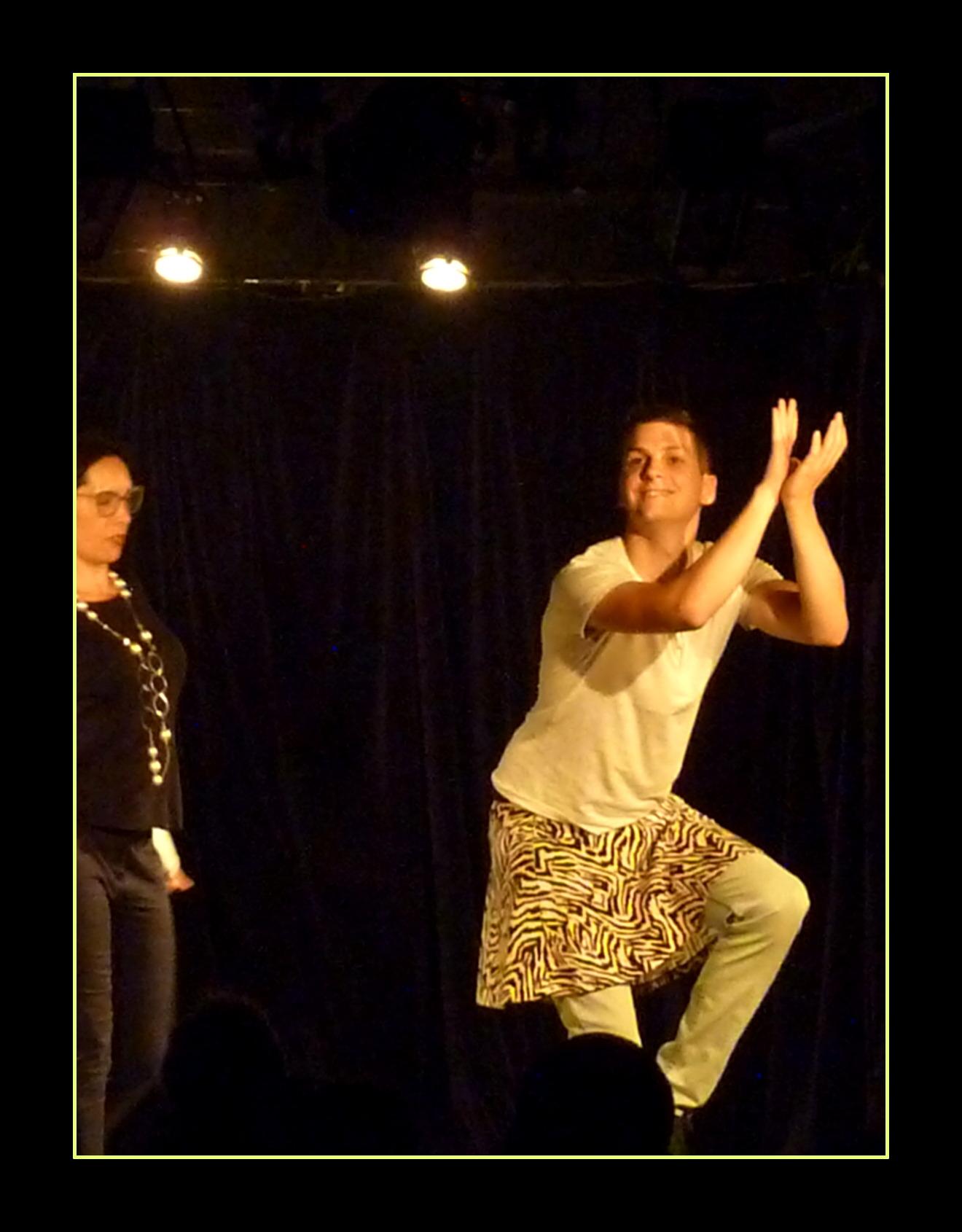 Cours de theatre - Vaincre sa timidité