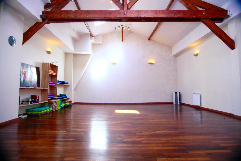 Salle de répétitions- centre TAO